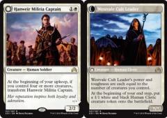 Hanweir Militia Captain // Westvale Cult Leader