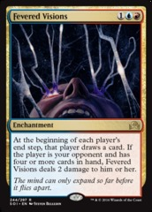 Fevered Visions - Foil