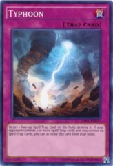 Typhoon - OP01-EN013 - Super Rare - Unlimited Edition on Channel Fireball