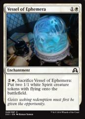Vessel of Ephemera