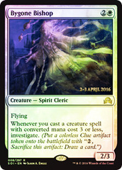 Bygone Bishop - Foil - Prerelease Promo
