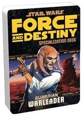 Guardian Warleader Specialization Deck