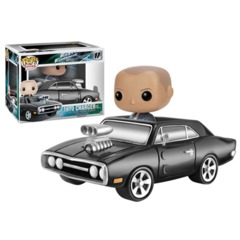 #17 - Dom with1970 Charger (Fast & Furious)