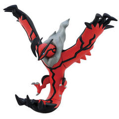 Pokemon Yveltal Collectible Figure from Yveltal Collection Box Set