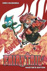 Fairy Tail  Volume 2 - Masters Ed