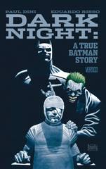Dark Knight A True Batman Story Hc (Mr)