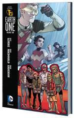 Teen Titans Earth One Hc Vol 02