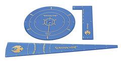 Cygnar Template Set (PIP91130)