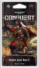 Warhammer 40,000: Conquest 3 - 3 Slash and Burn