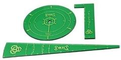 Circle Orboros - Template Set (PIP 91138)