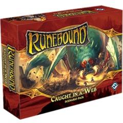 Runebound - Caught in a Web