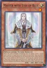Master with Eyes of Blue - SHVI-EN021 - Common - 1st Edition