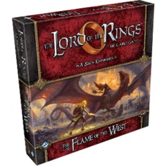 The Lord of the Rings: The Card Game - Flame of the West