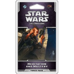 Star Wars - The Card Game - Meditation and Mastery