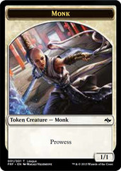 Monk Token - Fate Reforged League Promo