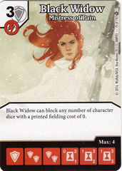 Black Widow - Mistress of Pain (Card Only)