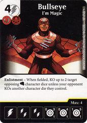 Bullseye - I'm Magic (Card Only)