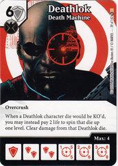 Deathlok - Death Machine (Die & Card Combo)