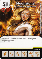 Moonstone - Hypnotic Suggestion (Card Only)