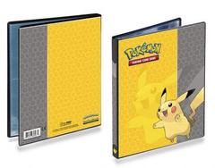 Pokemon 4-Pocket Portfolio: Pikachu