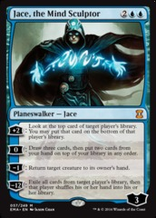 Jace, the Mind Sculptor - Foil
