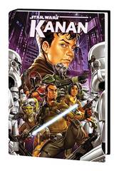 Star Wars Kanan Omnibus Hc