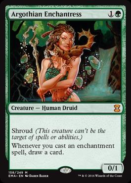 Argothian Enchantress