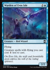 Warden of Evos Isle - Foil