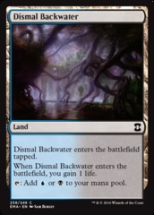 Dismal Backwater - Foil (EMA)