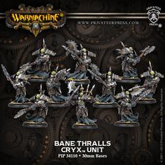 Bane Thralls Box (Plastic) PIP 34110