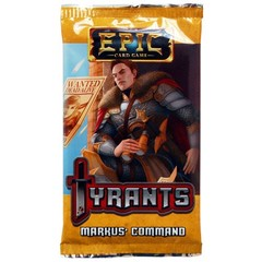 Tyrants - Markus' Command - Booster Pack