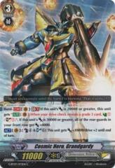 Cosmic Hero, Grandgardy - G-BT07/073EN - C on Channel Fireball