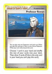 Professor Rowan - 112/130 - Uncommon