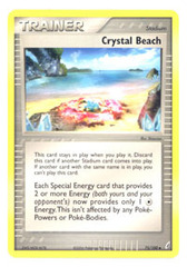 Crystal Beach - 75/100 - Uncommon