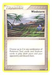 Windstorm - 85/100 - Uncommon