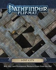 Pathfinder Flip-Mat - Lost City