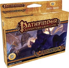 Pathfinder - Adventure Card Game - Mummy's Mask Adventure Deck 2 Empty Graves