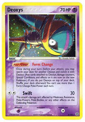 Deoxys (Speed) - 2/106 2 - Holo Rare