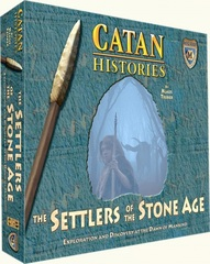 Catan Histories - The Settlers of the Stone Age (In-Store Sales Only)