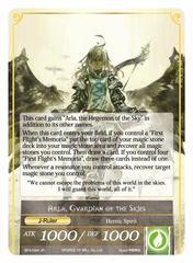 Memoria of the Seven Lands // Arla, Guardian of the Skies - BFA-094 - R
