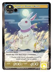Rabbit of Moonlit Nights - BFA-011 - U