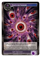 Eyes in the Darkness - BFA-066 - C - Foil