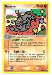 Graveler - 34/92 - Uncommon