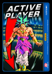 Active Player Card (Broly)