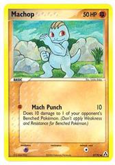 Machop - 57/92 - Common