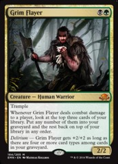 Grim Flayer - Foil