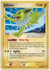 Jolteon ☆ - 101/108 - Shiny Rare Holo