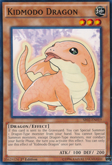 Kidmodo Dragon - SR02-EN019 - Common - 1st Edition