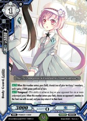 Body Guard, Lotta - BT01/106EN - U - Parallel