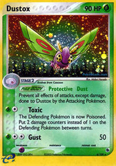 Dustox - 6 - Holo Rare